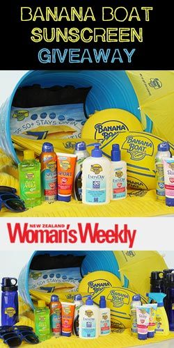 Get in to #Win this Banana Boat Sunscreen #Giveaway! #competition #summer #sun