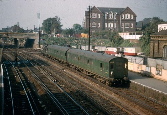 Gravesend Central October 1961 JUL16