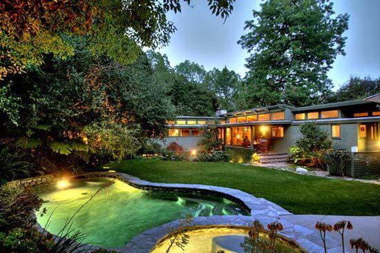 09 Jose Rodriguez House – Garden Contemporary Design