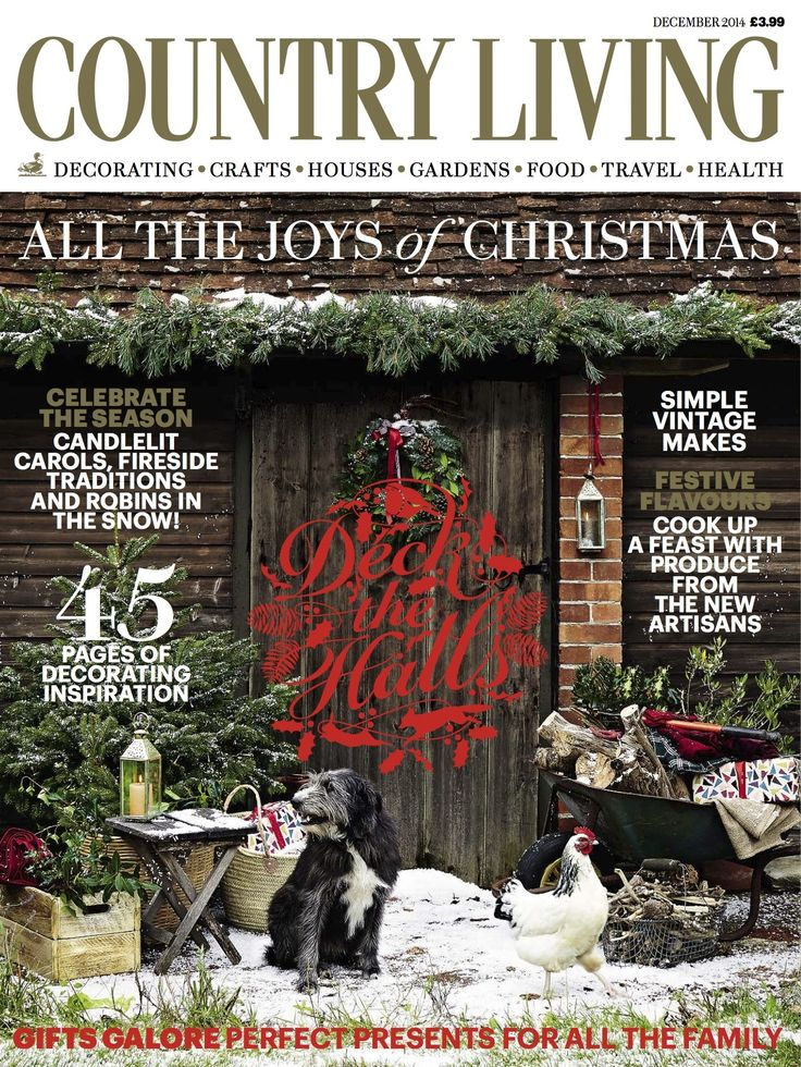 12 best Country Living UK 2013 covers images on Pinterest ...