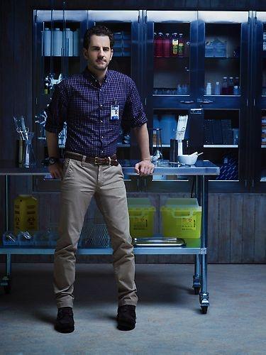 Aaron Abrams as Brian Zeller   #Hannibal premieres Thursday, April 4 on NBC
