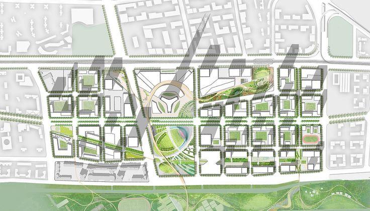Urban development planning in palestine