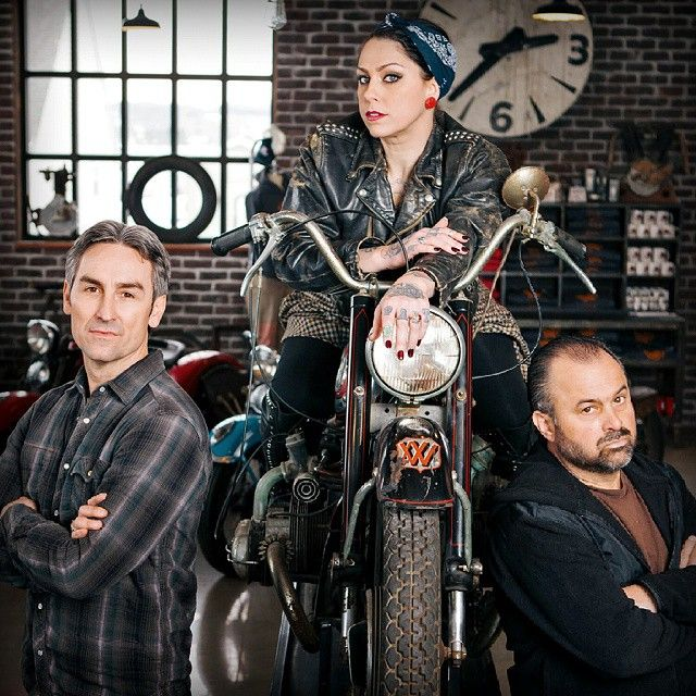 "American Pickers on HISTORY on Instagram: ""TONIGHT, the #AmericanPickers are all-hands-on-deck in #Virginia! @mikewolfeamericanpicker & Frank take a time machine ride through Rod's small-town #museum while @danielle_colby_american_picker & Robbie dig through Pam's house full of #victorian antiques. It all starts at 9/8c on @historyofficial!"""