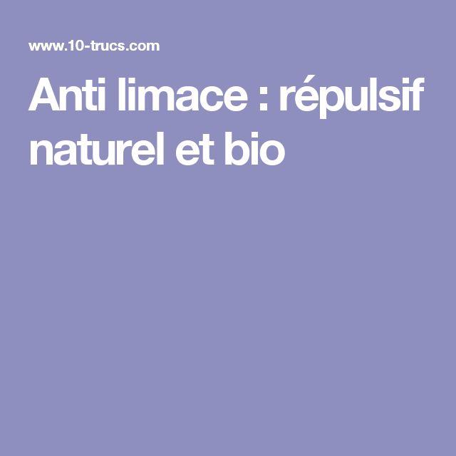 Anti limace : répulsif naturel et bio