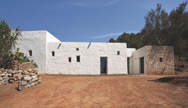 Maison en pierre rénovée en Espagne House