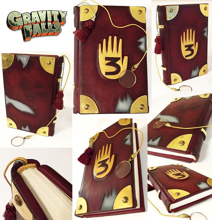 Gravity Falls Journal by BCcreativity.deviantart.com on @deviantART
