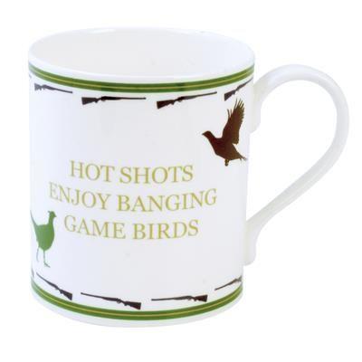 Saucy Mug Game Bird