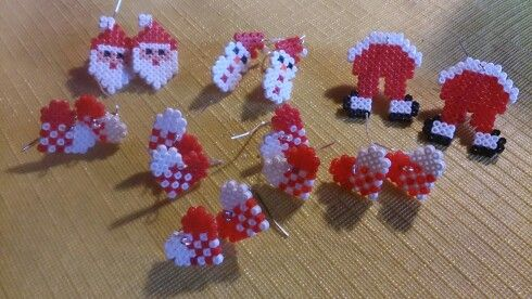 Jule øreringe