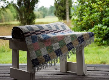 Rugs of Sweden - We sell beautiful, vintage and antique Swedish rag rugs. These rugs are not only beautiful, they are pieces of history brought to your awareness. Each rug tells you its lively and soulful story. You can only imagine its proud creator and former owners. Now it's your turn to fall in love.    welcome to visit us at www.rugsofsweden.com