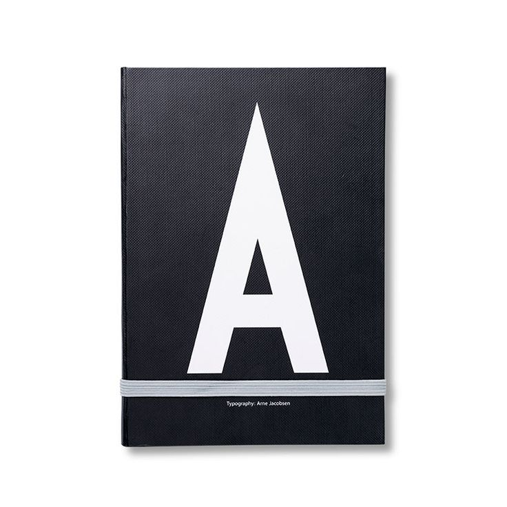top3 by design - DESIGN LETTERS - design letters notebook A