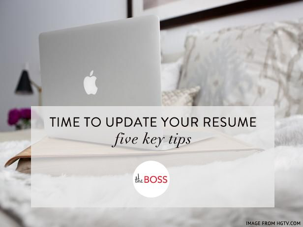 53 best Resume images on Pinterest Architecture, Cards and - how to update your resume