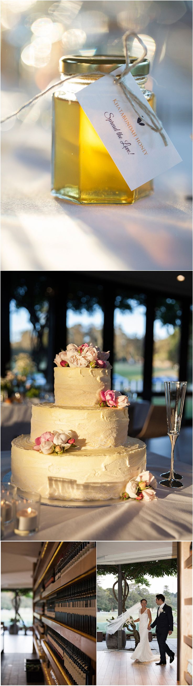 Sometimes its the simple touches | Centennial Parklands Dining.   Photography by April Mac Photography.  #weddinginspo #cakeinspo #sydneybrides