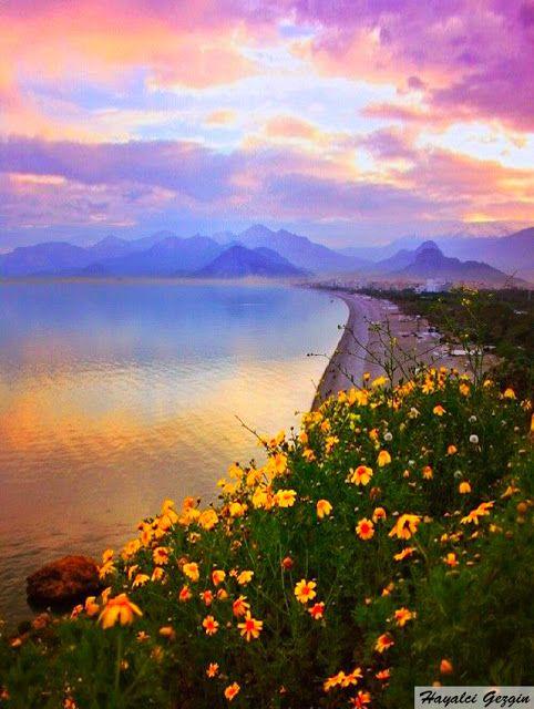 Hayalci Gezgin - Seyahat Rehberi / Travel Guide: Antalya Plajları / Antalya Beaches, Turkey