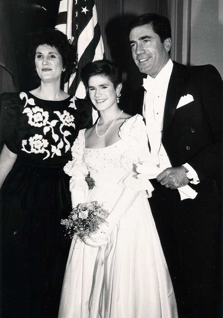 former virginia governor charles chuck robb and his wife