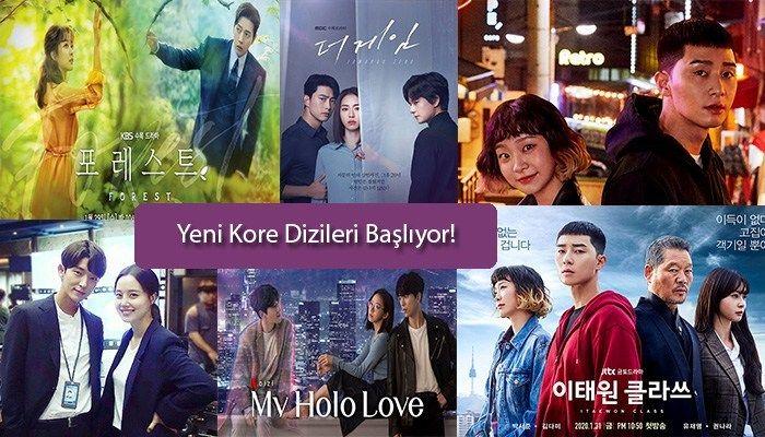 2020 39 De Yine Birbirinden Iddiali Kore Dizileri Basliyor Lee Min Jung Yoona Romantik