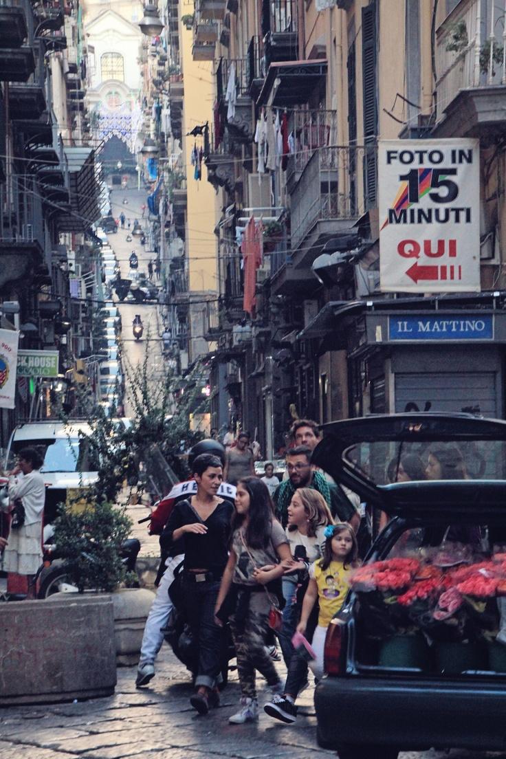 Napoli,Italy. #ilovenapoli