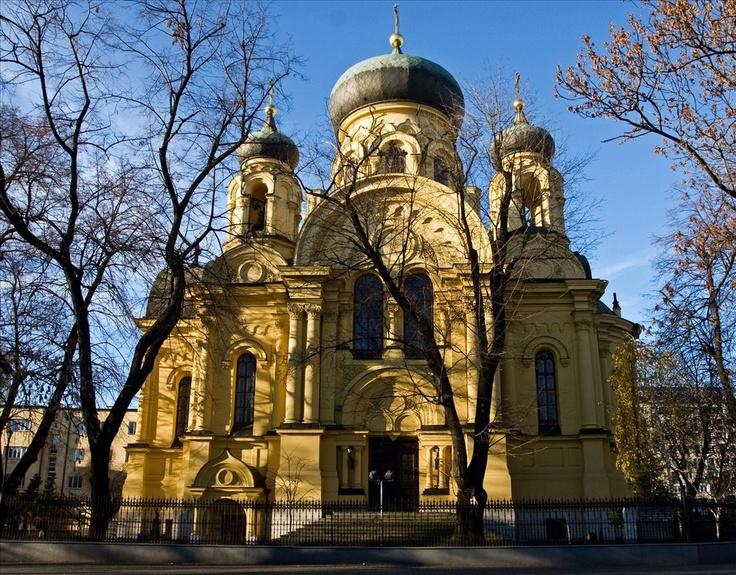 Metropolitarna Cerkiew Prawosławna pw. św. Marii Magdaleny