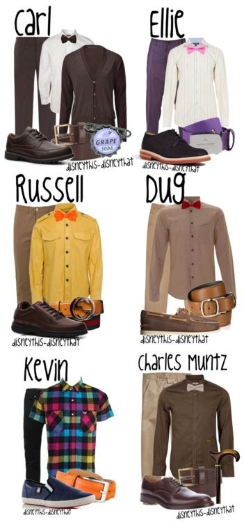 """""""Up"""" outfit collection for Men!"""