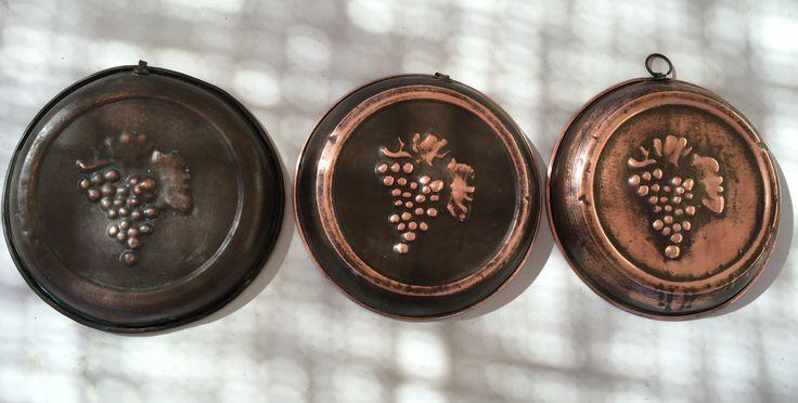 Pulire il rame con aceto di vino bianco e lana d'acciaio #homemade #rame #aceto #pulire #eco #nonsprecare
