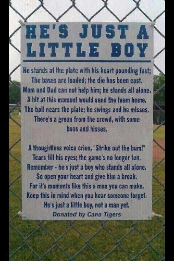 Hes Just a Little Boy. Great piece.