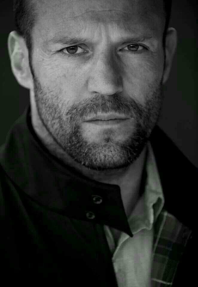 Jason Statham.  One of my favorite sexy guys.