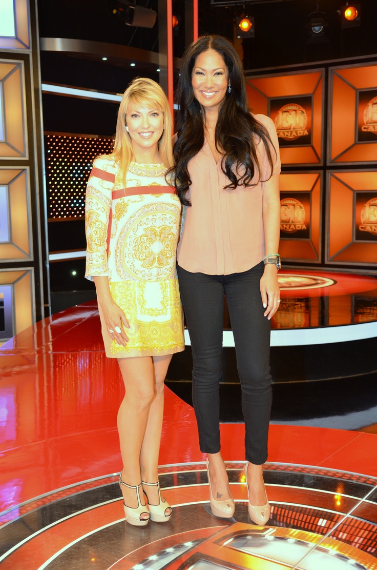 Kimora lee simmons stopped by our studios today to chat about family