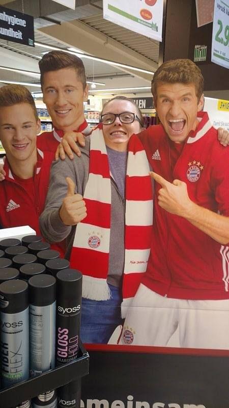 With my boys :D