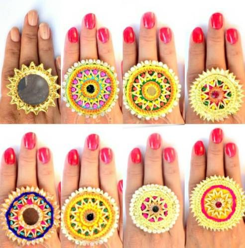 Wearable Indian Wedding Favour Ideas For The Guests