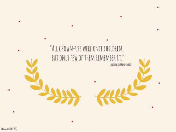 Items Similar To The Little Prince Quote Inspirational: 1000+ Quotes Little Prince On Pinterest