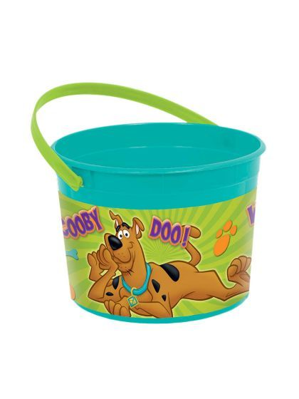 Scooby Doo Favor Container - Favor Bags & Boxes and Individual Party Supplies