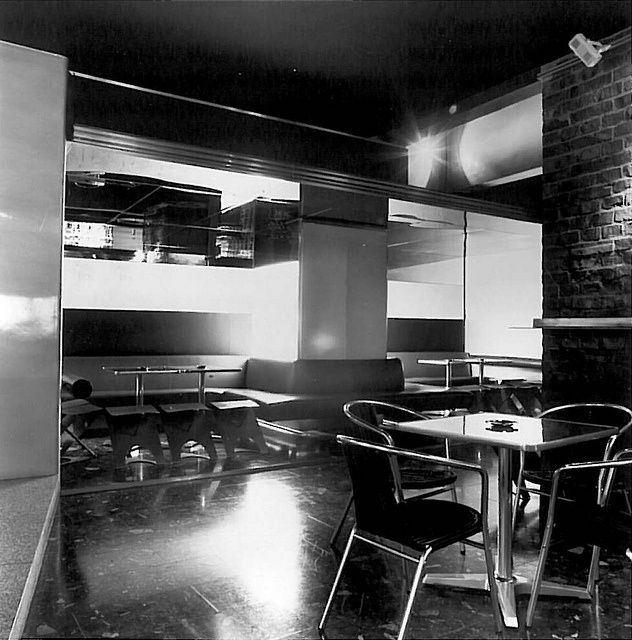 Barroom, BarRestaurantKulturbetrieb Skala, Wien, 1999