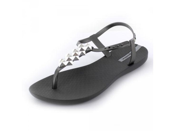 Ipanema - Charm III Sand Fem Damen Sandalette mit silbernen Nieten