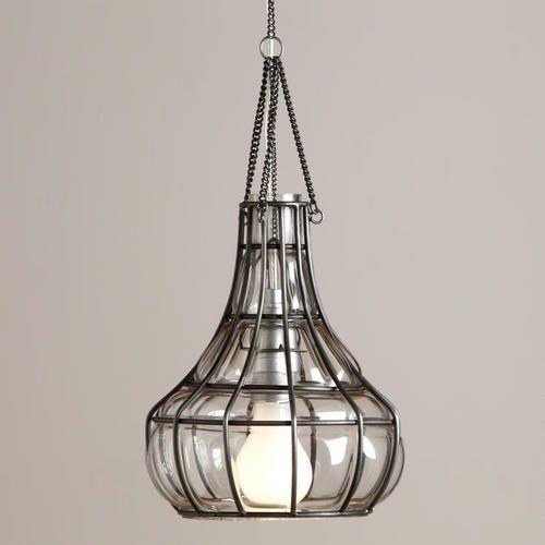 one of my favorite discoveries at worldmarketcom blown glass bottle pendant a new blown glass bottle pendant