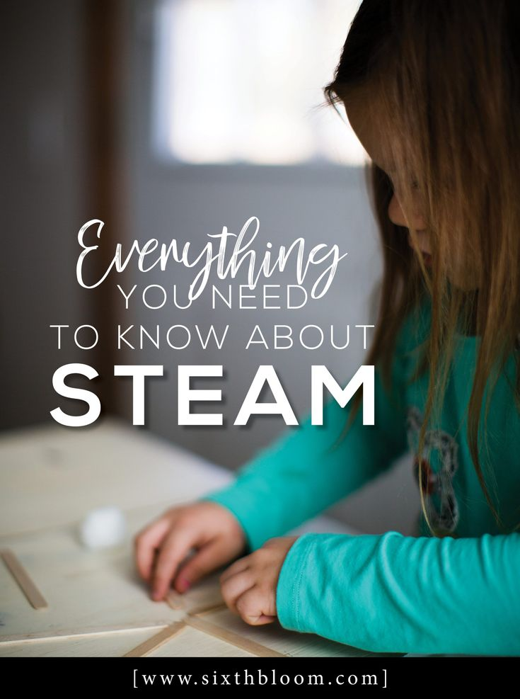 STEAM, STEM, What is Steam, Everything You Need To Know About Steam Activities