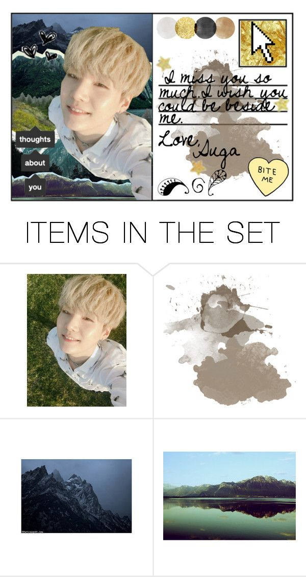 """~Postcard Example~"" by kpop-lover-0719 ❤ liked on Polyvore featuring art"