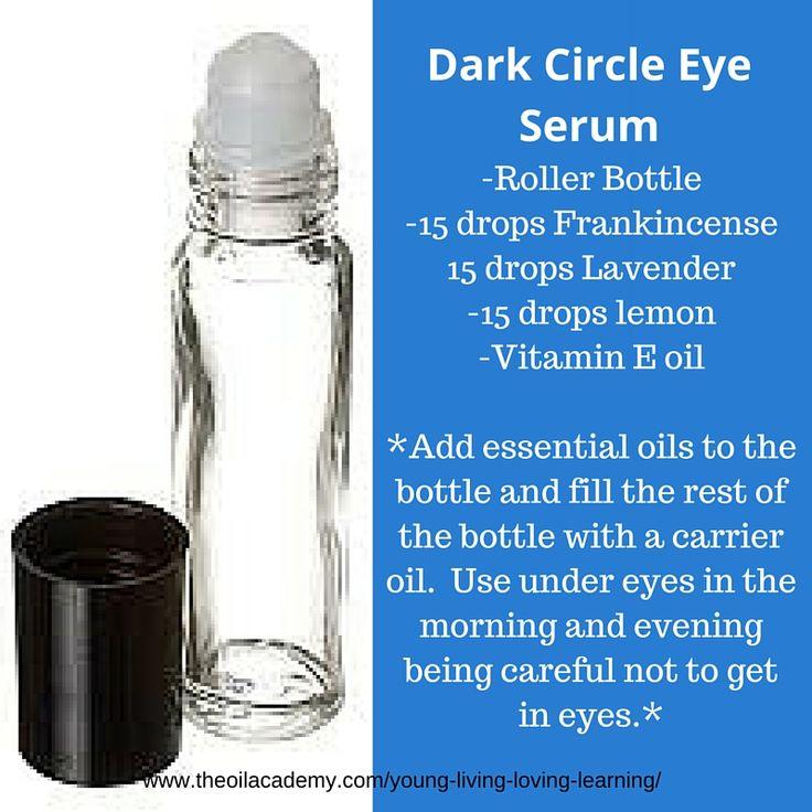 Dark Circle Eye Serum   The Oil Academy