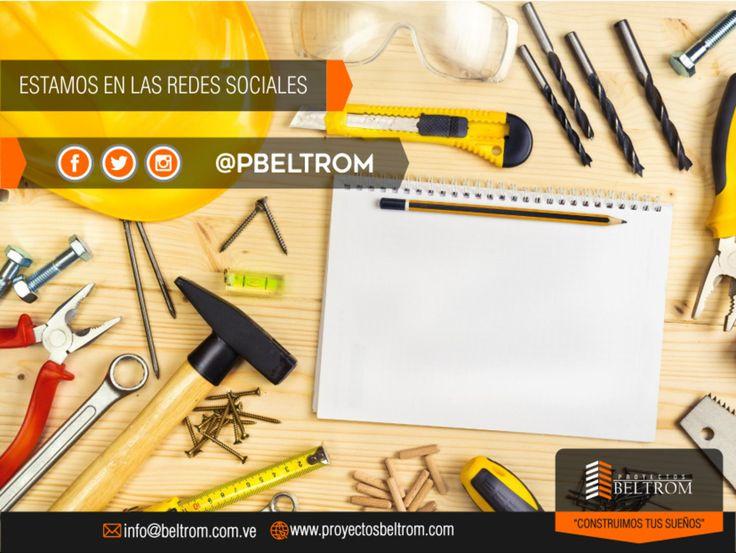 """#Redes #sociales #web  Trabajamos arduamente dia a dia para brindarte la mejor y mas perzonalizada atencion que como nuestro cliente mereces. Visitanos en las redes Sociales somos @pbeltrom  Ingresa en: http://ift.tt/2pcw9de """"Contruimos Tus Sueños""""  #contuccion #casa #house #home #hogar #nuevaesparta #vlencia #ventas #nuevo #familia #inversion #hoy #today #venezuela #panama #miami #moderno #construction #civilengineering #civilengineer #ingenierocivil #ingeniero #engineer #engineering #civil…"""