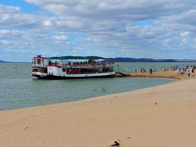 Vale do são Francisco, Lago do Sobradinho, Bahia, Brasil. A beleza e a força do Nordeste e do semi árido baiano. Vapor do Vinho