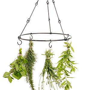 18 great garden & harvest tools | Herb drying rack | Sunset.com