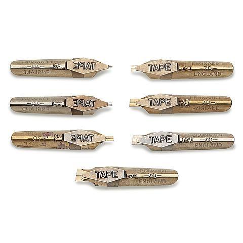 Ato pennen - Manuscript - Kalligrafie pennen - Tekenmateriaal - Producten - Van der Linde