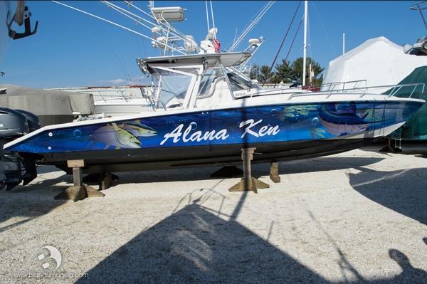 Pinterest the world s catalog of ideas for Fishing boat wraps