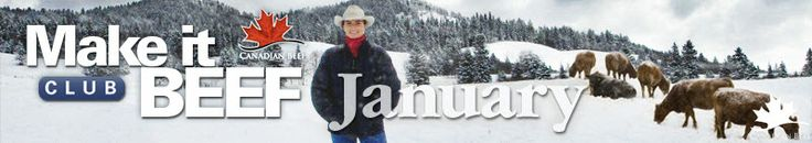 See what recipes and news are in the January edition of the Make It Beef eNewsletter #LoveCDNBeef #MakeitBeefClub http://makeitbeef.beefinfo.org/en/2014-01/index.html?utm_source=MIB+ENGLISH&utm_campaign=6d6c01437e-MIB+Newsletter:+January+2014&utm_medium=email&utm_term=0_69cc69d4ae-6d6c01437e-118433857