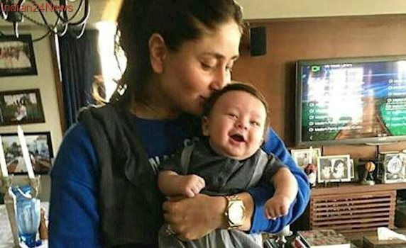 This New Picture Of Kareena-Saif's Son Taimur Is Breaking The Internet