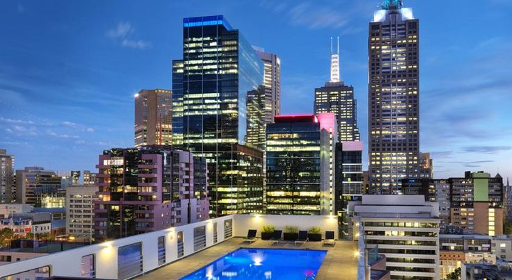$497NZ for 3 nights . Grand Chancelor Melbourne, Australia - Booking.com
