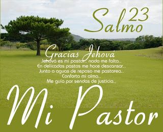 Pooky Inspiration: Salmo 23