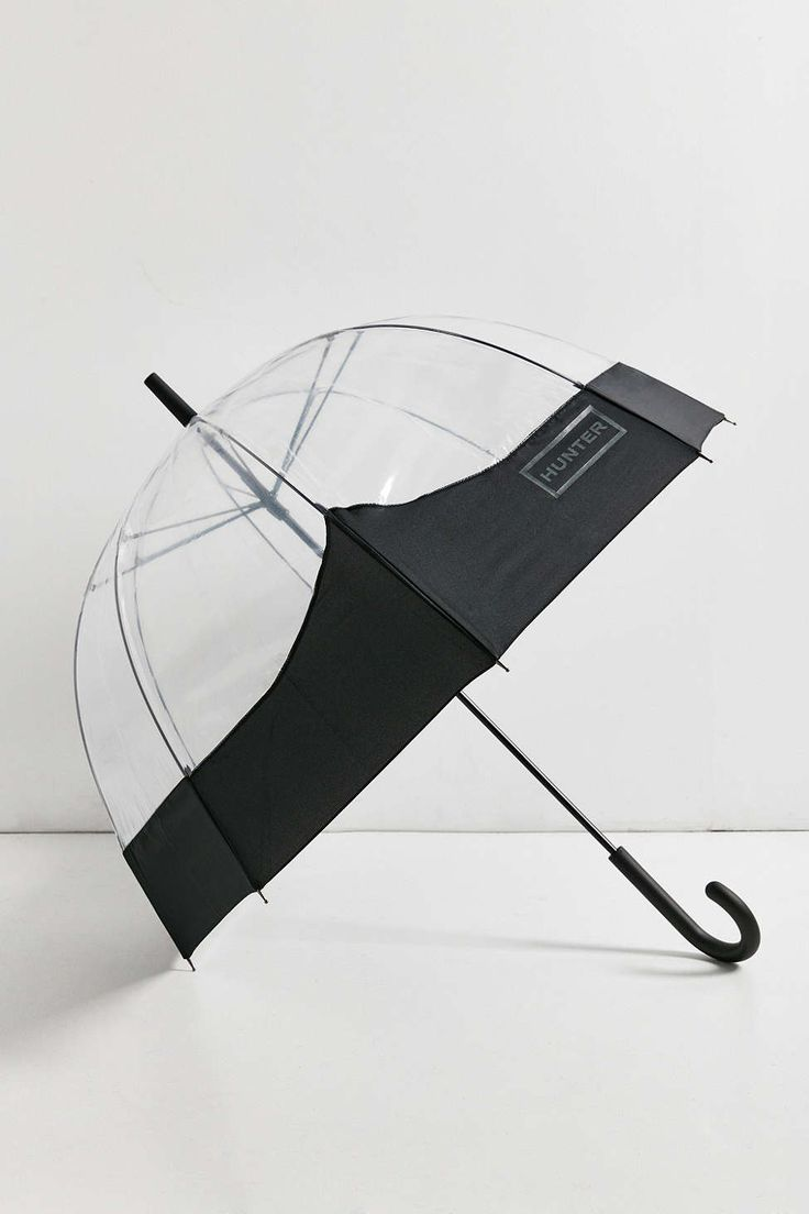 Parapluie transparent Hunter Original