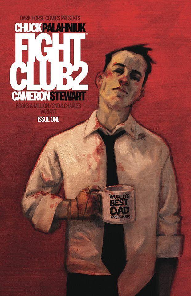 """""""FIGHT CLUB 2"""" – EL REGRESO DE TYLER -   (...) Tú no eres tu trabajo. No eres el dinero que tienes en el banco. No eres el auto que conduces. No eres el contenido de tu billetera. No eres tus malditos pantalones. Eres la mierda obediente del mundo -   #chuckpalahniuk #movies #comics #fightclub #illustration #literature #tylerdurden #underground"""
