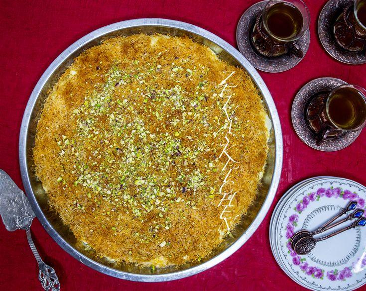 Kunafa R en dessert Fra Mellemøsten denne vidunderlige-5136