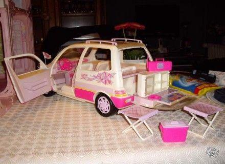 Voiture van picnic (année à trouver..)