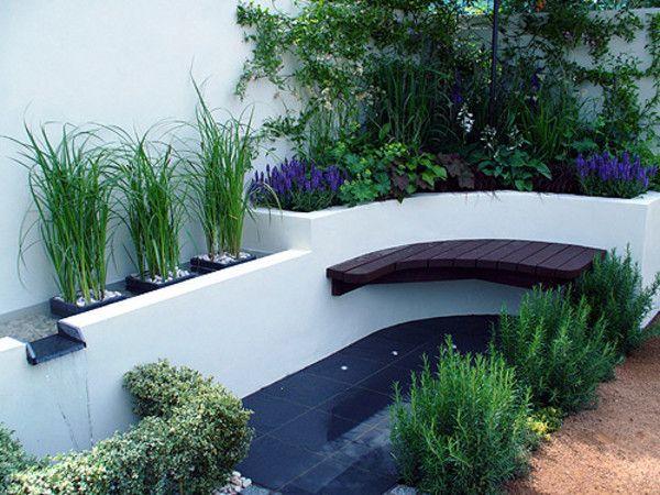 Garden Design Modern Ideas 636 best garden design: water features images on pinterest | water